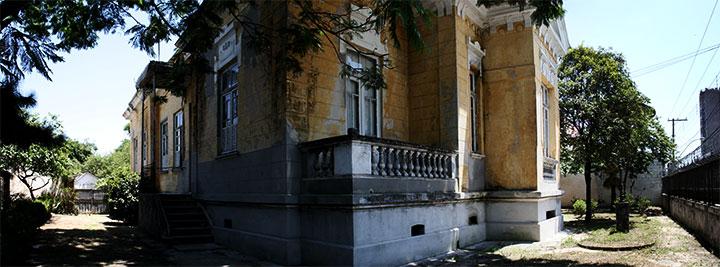 Vila Santo Aleixo, mais um patrimônio que precisa de restauro.