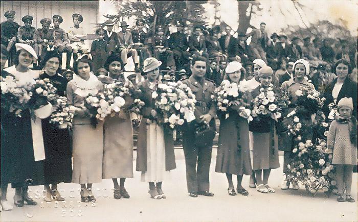 Primeira comemoração ocorrida em Porto Alegre, em 12 de maio de 1918, em um velho sobrado da Rua da Praia, que, na época, abrigava a Associação Cristã de Moços. Associação Cristã de Moços do Rio Grande do Sul