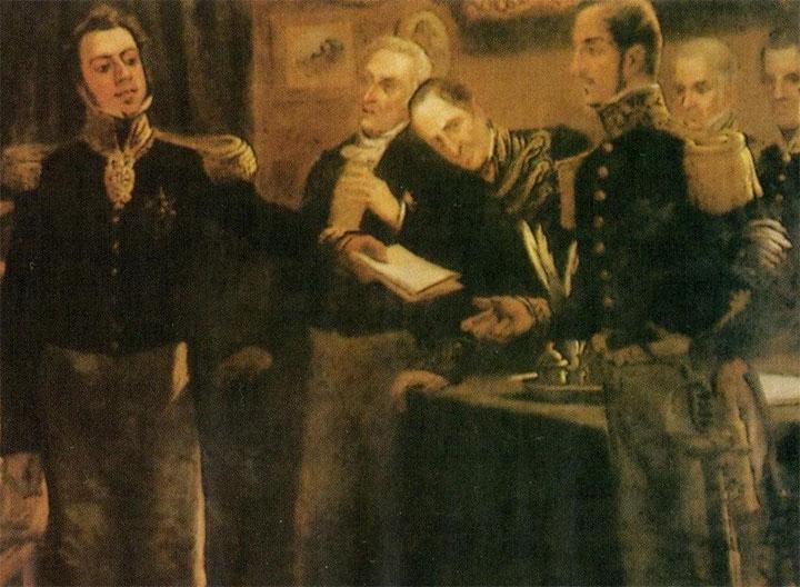Abdicação de D. Pedro I. Revista de História da Biblioteca Nacional, nº 39