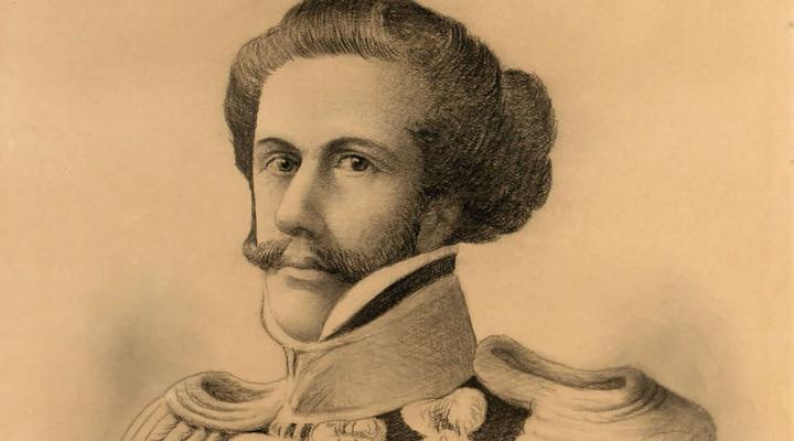 D. Pedro I. Acervo Público Mineiro