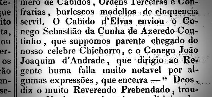 A Aurora Fluminense, 23/07/1828