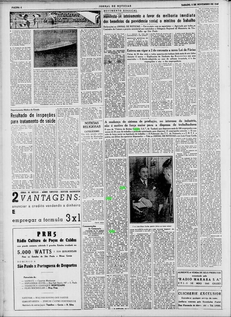 [+] Clique para ampliar Acervo Hemeroteca Digital da Biblioteca Nacional