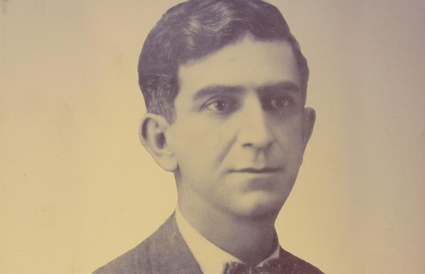 Anízio Ortiz Monteiro (Acervo DMPAH)