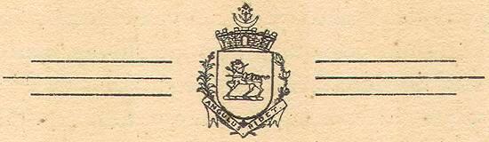 Brasão de Itanhaém, por Belmont.