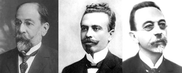 Jorge Tibiriçá, Nilo Peçanha e Francisco Sales