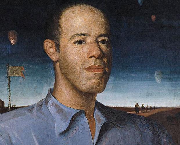 Mario de Andrade por Portinari, 1935