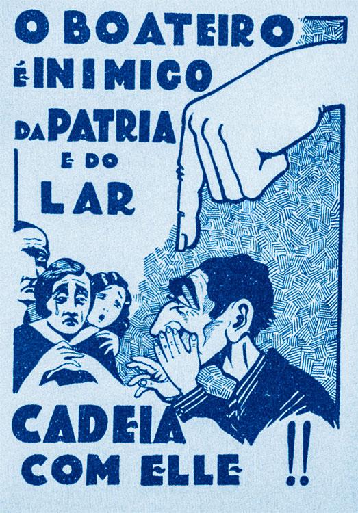 Anúncio oficial incentiva a delação de infiltrados durante a revolução
